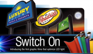 Screen Capture of graphic films from from 3M info sheet